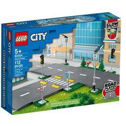 60304 PŁYTY DROGOWE (Road Plates) KLOCKI LEGO CITY