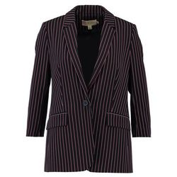 Ted Baker COLOUR BY NUMBERS STRIPED BLAZER Żakiet navy