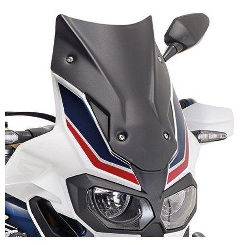 Pozostałe akcesoria do motocykli, Kappa kd1144bo szyba honda crf 1000l czarny matt