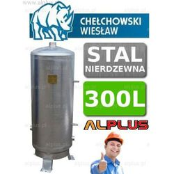 Zbiornik Hydroforowy 300l Nierdzewny Hydrofor firmy Chełchowski Wysyłka Gratis
