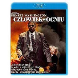 Człowiek w ogniu (Blu-Ray) - Scott Tony DARMOWA DOSTAWA KIOSK RUCHU