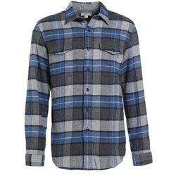 J.CREW HEAVYWEIGHT FLANNEL VISALIA PLAID Koszula grey