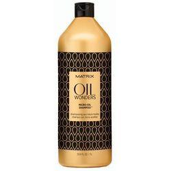 Matrix Oil Wonders - szampon z olejkiem arganowym 1000 ml