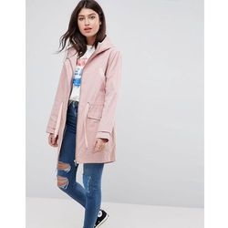 ASOS Summer Parka with Jersey Lining - Pink