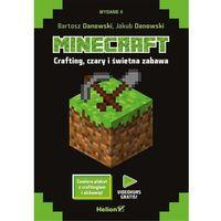 Informatyka, Minecraft Crafting czary i świetna zabawa - BARTOSZ DANOWSKI, Jakub Danowski (opr. miękka)