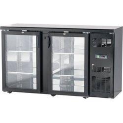Stół chłodniczy barowy 2 drzwiowy 350 l STALGAST 882180