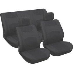 CarPoint pokrowce na siedzenia - czarne