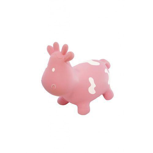Pozostałe zabawki edukacyjne, Skoczek krówka różowa
