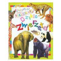 Książki dla dzieci, DZIKIE ZWIERZĘTA (opr. miękka)