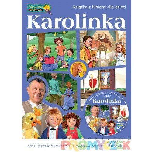 Filmy familijne, Karolinka - książka z filmami dla dzieci