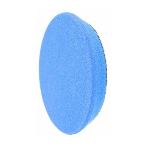 Gąbki samochodowe, RRC PRO 135mm niebieska twarda gąbka polerska