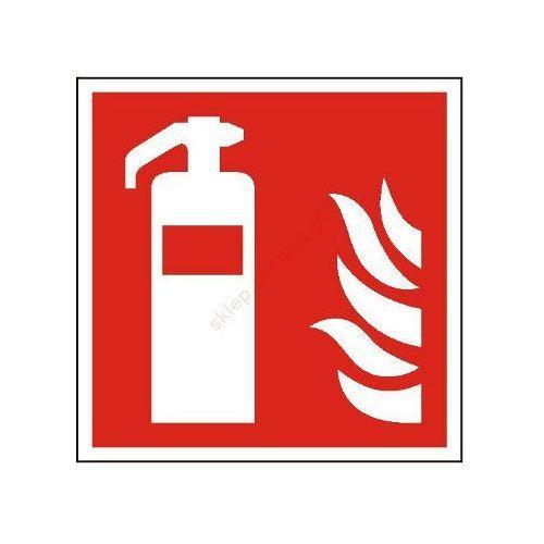Oznakowanie informacyjne i ostrzegawcze, Znak Gaśnica