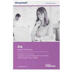 Streamsoft ALA Księga podatkowa biuro do 20 firm