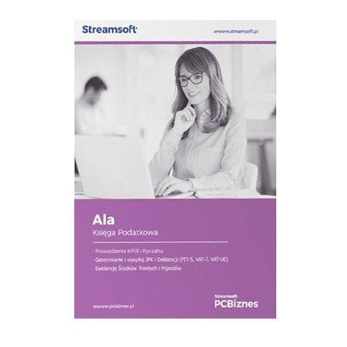 Programy kadrowe i finansowe, Streamsoft ALA Księga podatkowa biuro do 20 firm