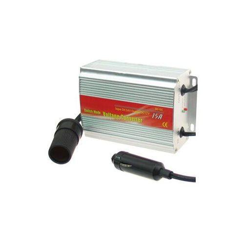 Przetwornice samochodowe, NVOX AVP 24V 180W przetwornica reduktor napięcia 24V na 12 V 180W