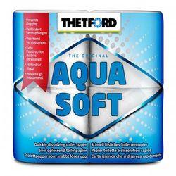 Papier toaletowy Aqua Soft 4 rolki Thetford do toalet turystycznych