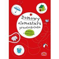 Książki dla dzieci, Domowy elementarz przedszkolaka Mądre dziecko - Joanna Krzyżanek (opr. miękka)
