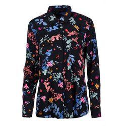 Desigual koszula damska M czarny - BEZPŁATNY ODBIÓR: WROCŁAW!