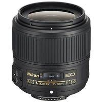 Obiektywy do aparatów, Nikkor AF-S FX 35mm f/1,8G ED - przyjmujemy używany sprzęt w rozliczeniu | RATY 20 x 0%
