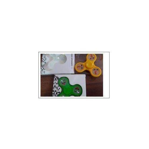 Pozostałe zabawki, Spinner fluorescecyjne buźki, różne kolory