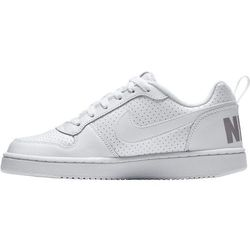 Nike Sportswear Trampki 'Court Borough Low (GS)' biały