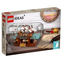Lego Ideas: Statek w butelce (92177). Wiek: 12+