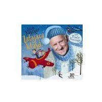 Książki dla dzieci, Latająca klasa. Książka audio CD MP3 (opr. kartonowa)