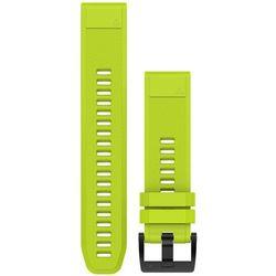 Garmin Pasek silikonowy Quick Fit 26mm Fenix 5X (ciemnozielony)