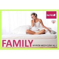 Materace, Materac lateksowy Hevea Family Medicare Plus 160x200