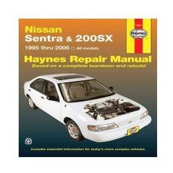 Nissan Sentra and 200SX (95 - 06) (USA)