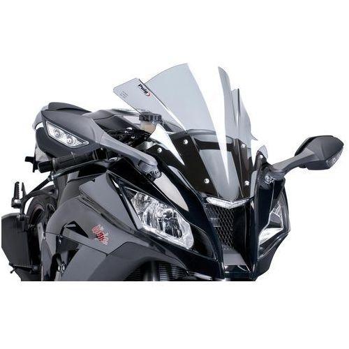 Szyby do motocykli, Szyba sportowa PUIG do Kawasaki ZX10R 11-15 (lekko przyciemniana)