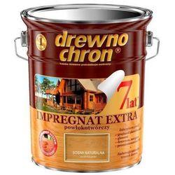 DREWNOCHRON- impregnat, sosna naturalna, 4.5 l (extra)