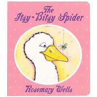 Książki dla dzieci, The Itsy Bitsy Spider (opr. twarda)
