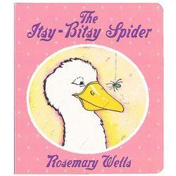 The Itsy Bitsy Spider (opr. twarda)