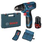 Wkrętarki, Bosch GSR 120