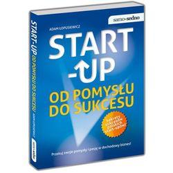 Start-up Od pomysłu do sukcesu (opr. miękka)