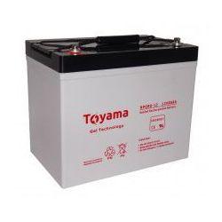 Akumulator żelowy Toyama 12V 80Ah NPG80-12 M6