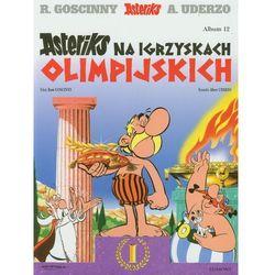 Asteriks - 12 - Asteriks na Igrzyskach Olimpijskich. (opr. broszurowa)