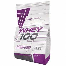 Odżywka białkowa Trec - Whey 100 - 2000g, Smaki: Czekolada kokos Najlepszy produkt