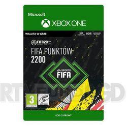 FIFA 20 2200 Punktów [kod aktywacyjny] Xbox One