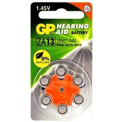 30 x baterie do aparatów słuchowych GP 13 / ZA13 / PR48