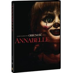 Annabelle (DVD) - John R. Leonetti OD 24,99zł DARMOWA DOSTAWA KIOSK RUCHU