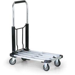 Składany wózek aluminiowy, nośność 150kg