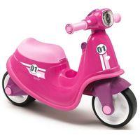 Hulajnogi, Smoby hulajnoga-skuter dziecięcy różowy