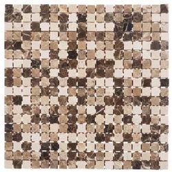 Mozaika TRAVERTINE 30.50 x 30.50 ARTENS