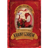 E-booki, O pewnej dziewczynce i jej podróży do Krainy Czarów na okręcie własnoręcznie wykonanym - Catherynne M. Valente