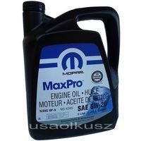 Oleje silnikowe, Olej silnikowy 5W20 MOPAR GF-5 MS-6395 5L