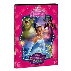 Disney Księżniczka. Księżniczka i żaba [DVD]