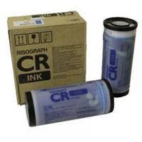 Akcesoria do kserokopiarek, Riso farba Green CR, S2491
