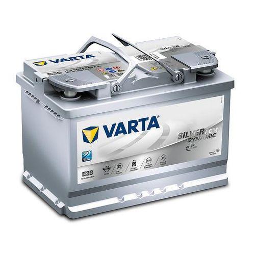 Akumulatory samochodowe, Akumulator VARTA 570901076D852